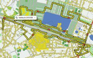 Herfsttocht Milieu 2000 20161008 GPX  route